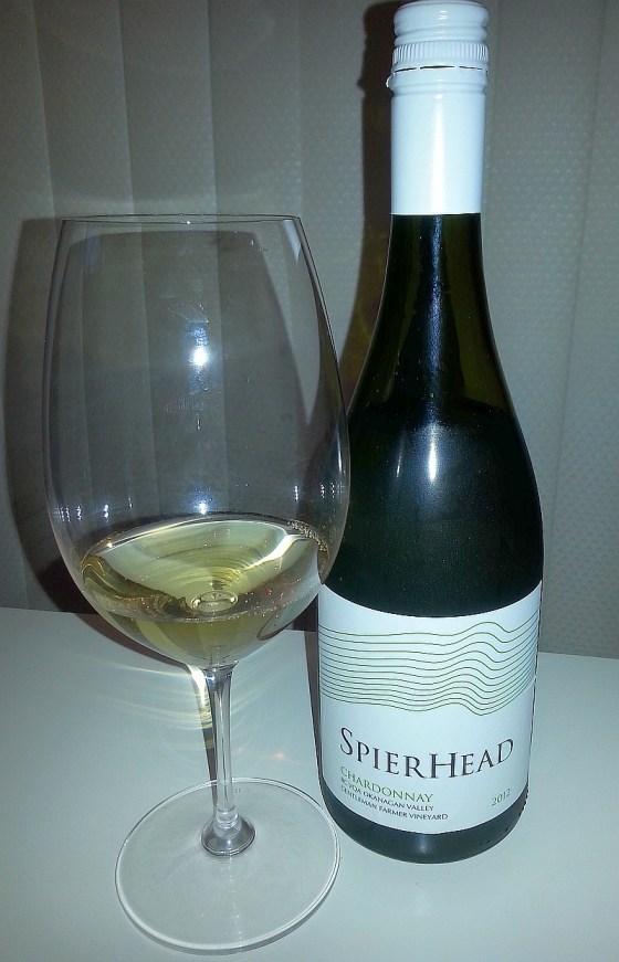 SpierHead Chardonnay 2012