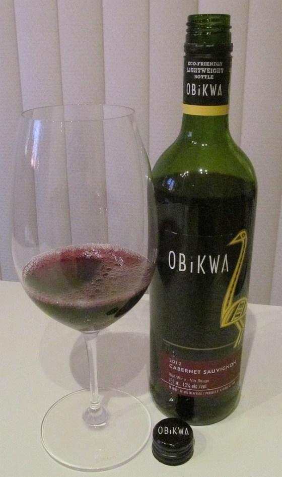 OBiKWA Cabernet Sauvignon 2012