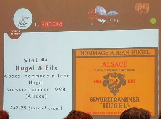 Hugel & Fils Homage a Jean Hugel Gewurztraminer