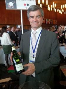 Nicolas Feuillatte winery principal