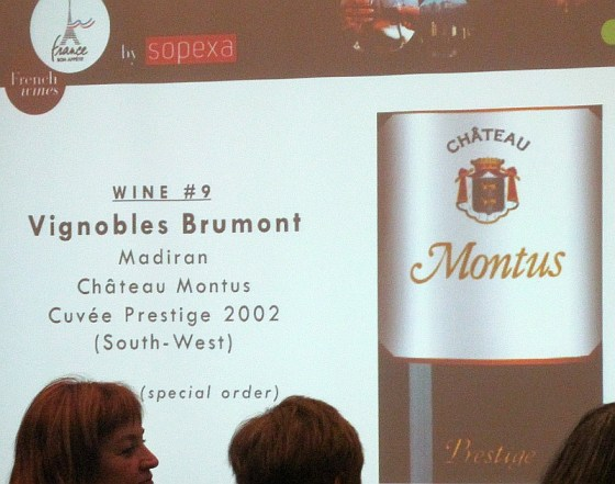Vignobles Brumont Chateau Montus Cuvee Prestige