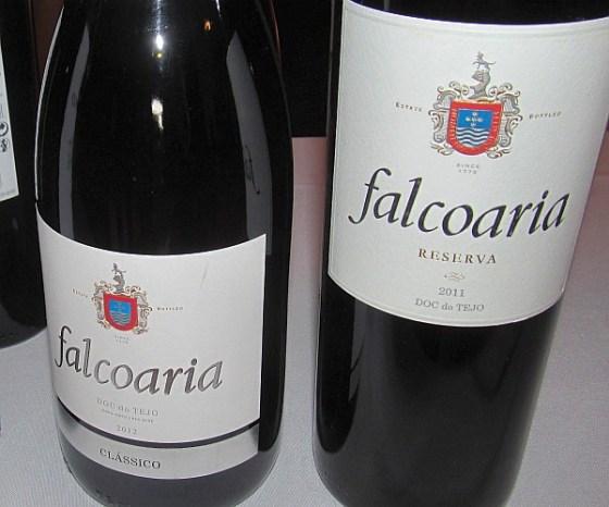 Casal Branco Falcoaria Classico and Reserva