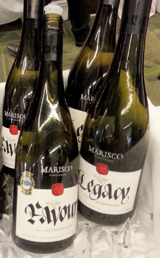 Marisco Vineyards Kings Favour and Kings Legacy