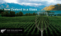 New Zealand in a Glass