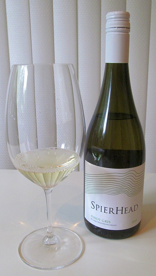 Spierhead Pinot Gris 2013