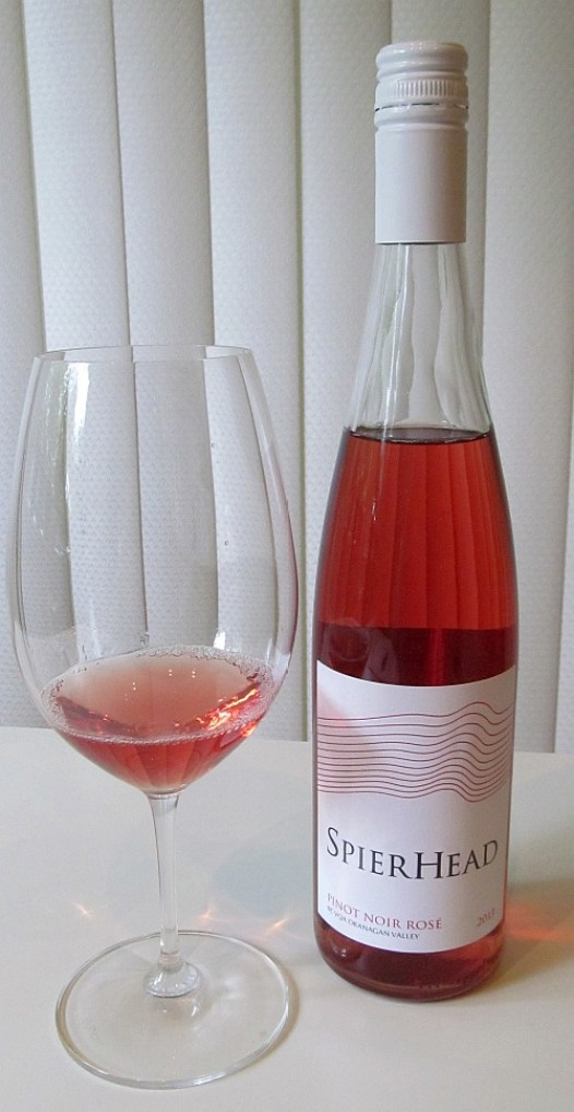 Spierhead Pinot Noir Rose 2013