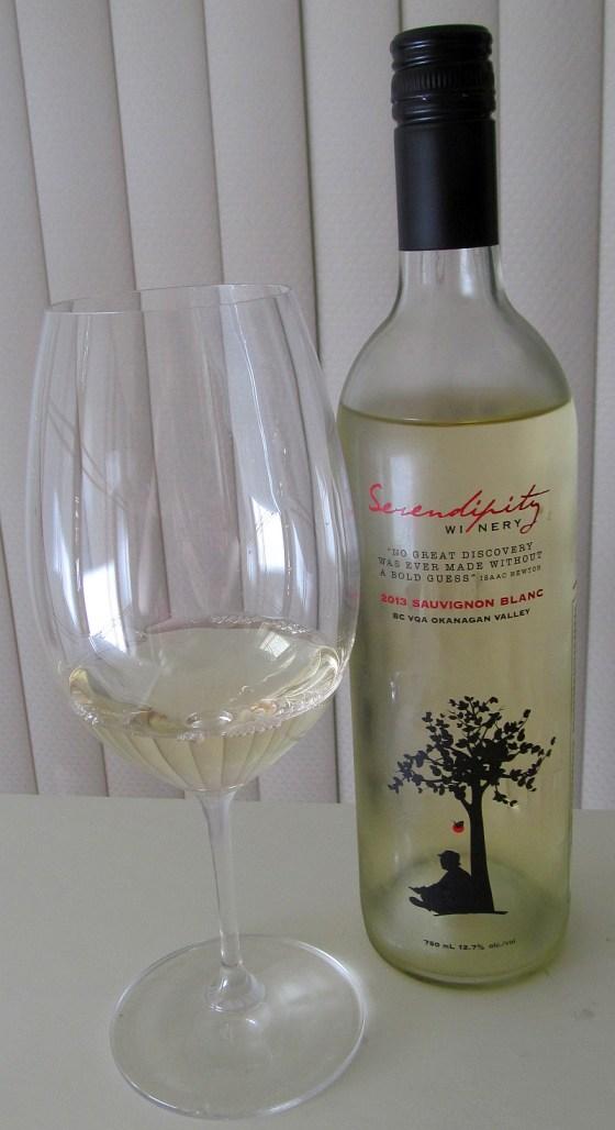 Serendipity Sauvignon Blanc 2013