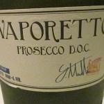 Vaporetto No 8 Prosecco