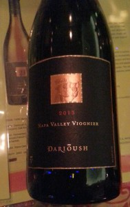 Darioush Napa Valley Viognier 2013