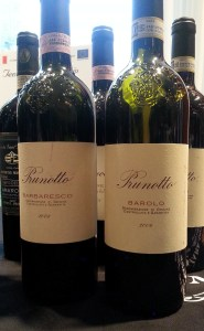 Antinori Prunotto Barbaresco and Barolo