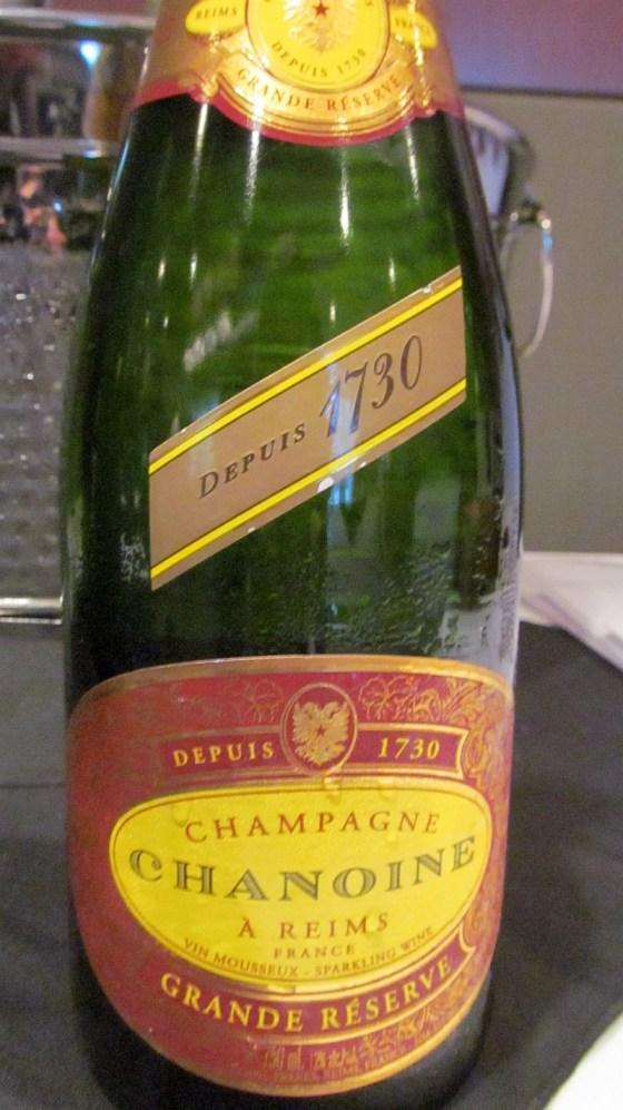 Champagne Chanoine Grande Reserve