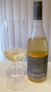 Haywire Canyonview Vineyard Chardonnay 2012