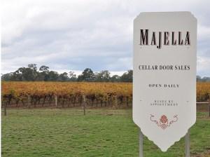 Majella vineyards