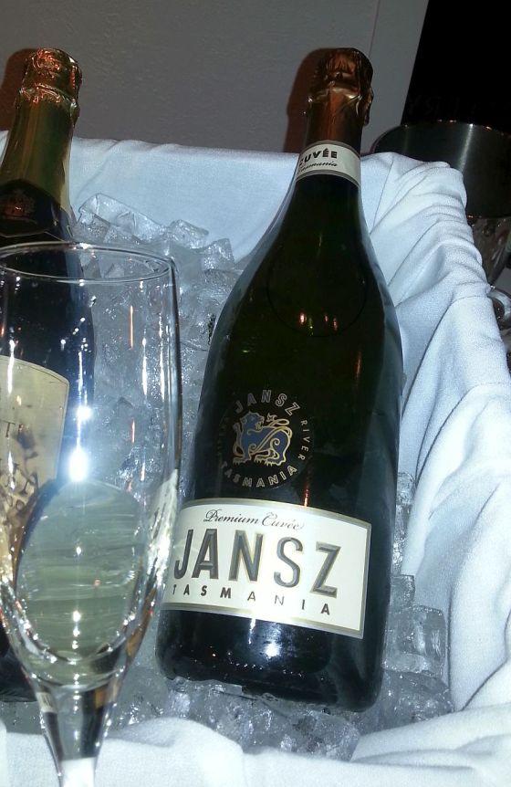 Jansz Tasmania Premium cuvee sparkling wine