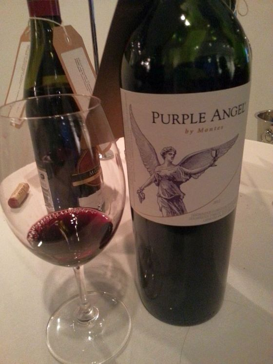 Montes Purple Angel 2012