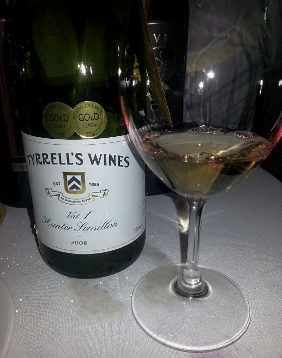 Tyrrells Wines Vat 1 Hunter Semillon 2008