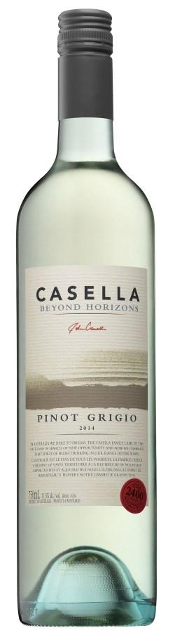 Casella Beyond Horizons Pinot Grigio 2014