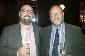 Greg West and Craig Stephenson
