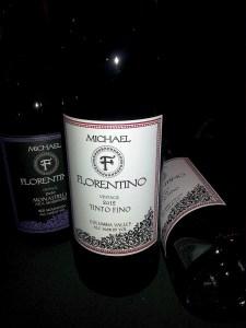 Michael Florentino Monastrell 2010 and Tinto Fino 2012