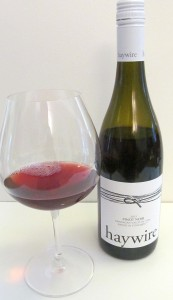 Haywire Pinot Noir 2013