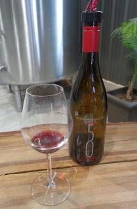 50th Parallel Estate Pinot Noir 2012