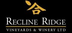 Recline Ridge Winery logo