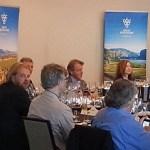 Wine judges at BC Judgement