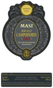 Masi Brolo Campofiorin Oro 2011