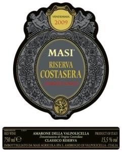Masi Riserva di Costasera 2009