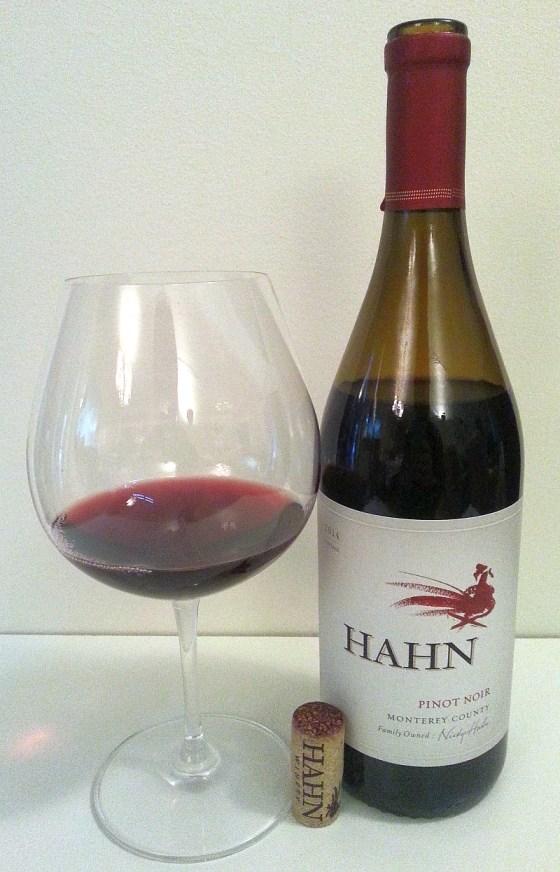 Hahn Monterey County Pinot Noir 2014