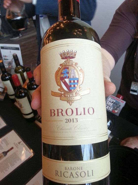 Barone Ricasoli Brolio Chianti Classico DOCG 2013