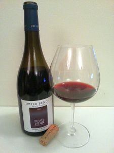 Upper Bench Pinot Noir 2013