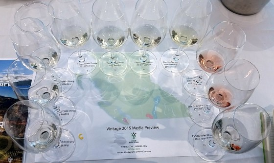BC VQA wines 2015 vintage preview
