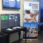 Niagara College Teaching Winery poster