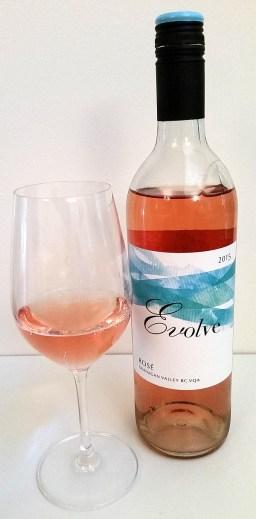 Evolve Cellars Rose 2015