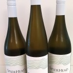 SpierHead Winery Pinot Gris, Riesling, and Chardonnay