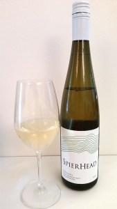SpierHead Winery Riesling 2015