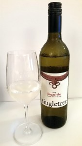 Singletree Siegerrebe 2015