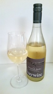 Haywire Waters & Banks Sauvignon Blanc 2014