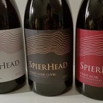 3 Pinot Noirs from SpierHead Winery