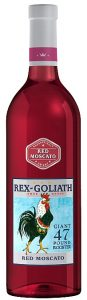 Rex Goliah Red Moscato