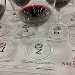 Celebrating California Cabs seminar wines for featured image