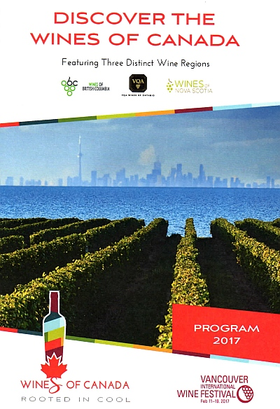 Discover the Wines of Canada