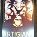 Caffe Artigiano poster