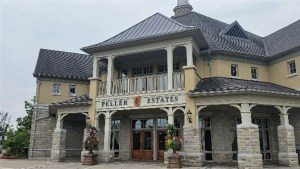 Peller Estates winery in Niagara-on-the-Lake