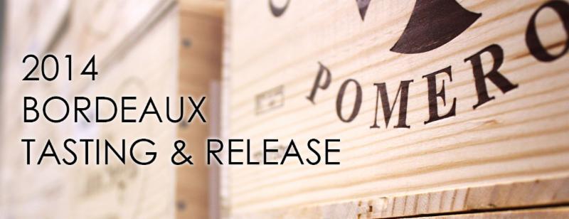 2014 Bordeaux Wine Release at Marquis Wine Cellars & 2014 Bordeaux Tasting u0026 Release at Marquis Wine Cellars u2013 MyWinePal