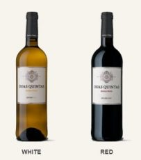 Duas Quintas White and Red wines