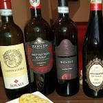 A range of Valpolicella wines including Ripasso and Amarone