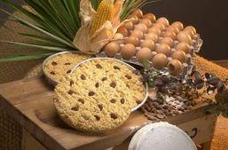 Sbrsolona (Image courtesy http://www.academiabarilla.com/italian-recipes/step-step-recipes/sbrisolona-traditional-crunchy-tart.aspx)