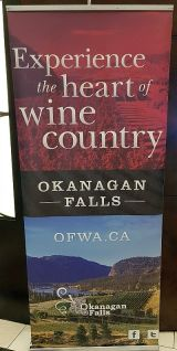 Okangan Falls Winery Association banner